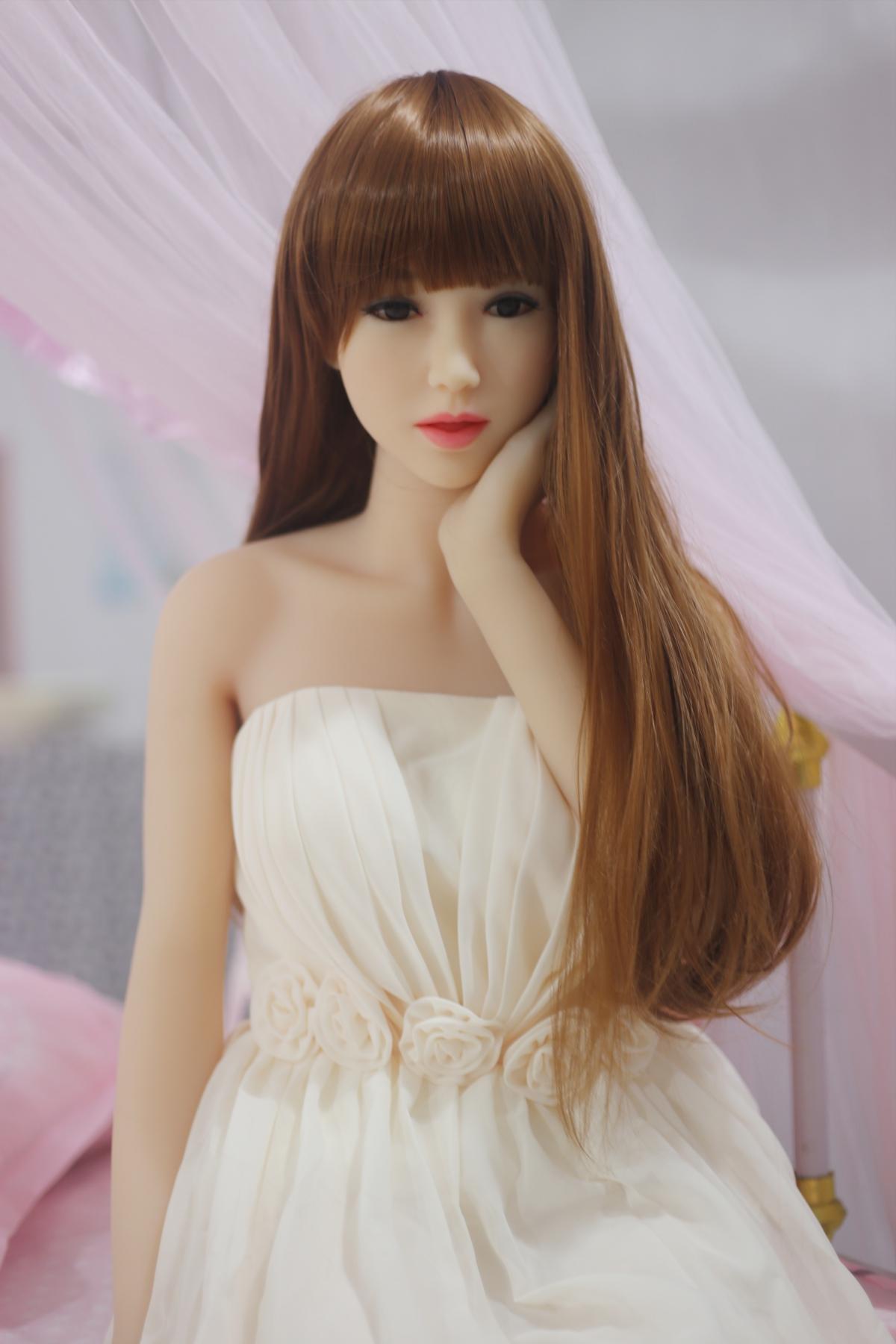 Realistic Sex Doll Japanese Realistic Dolls - Ella 148cm